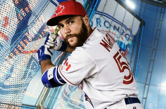 Blue Jays, Red Sox to Honour Canada on Uniforms Today
