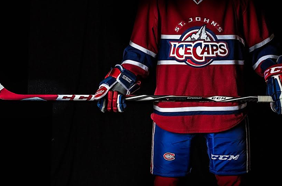 """""""It was a no-brainer"""": IceCaps Will Mimic Habs Uniforms"""