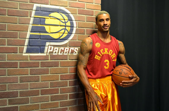 """Indiana Pacers will continue wearing """"Hickory"""" uniforms in 2016-17"""