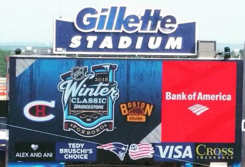 2016 NHL Winter Classic Logos Leaked for Event and Teams