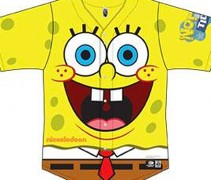 sponge bob jersey