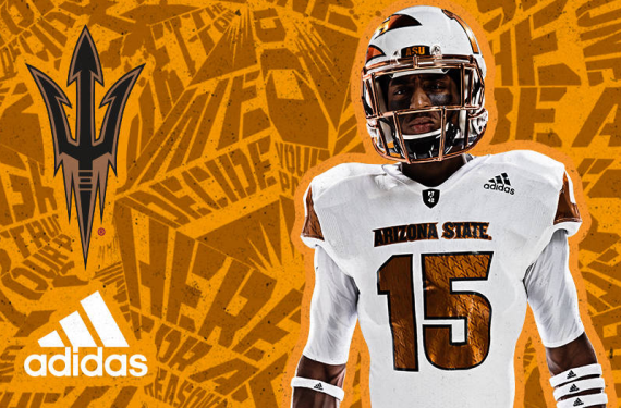 Arizona State reveals Desert Ice alternate football uniforms