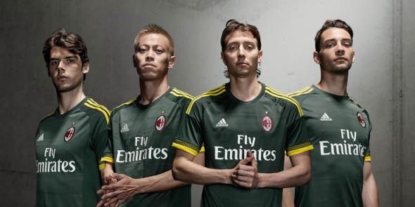 Adidas Europe Milan