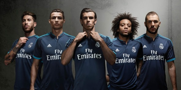 Adidas Europe Real Madrid