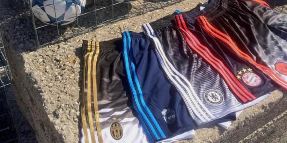 Adidas Europe Shorts