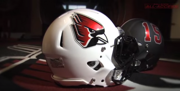 Ball State Helmets 2