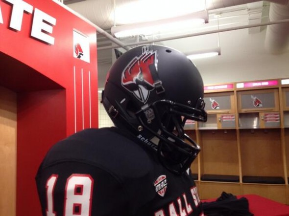 Ball State Helmets 4