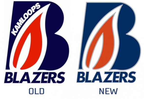 Blazers old vs new
