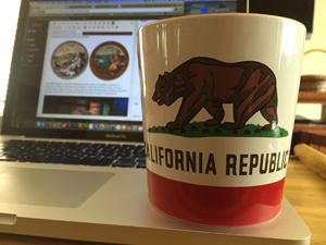 California-Mug
