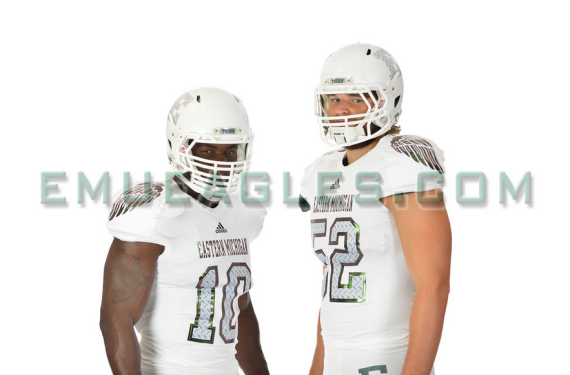 Eastern Michigan Eagles are set to wear three new alt uniforms