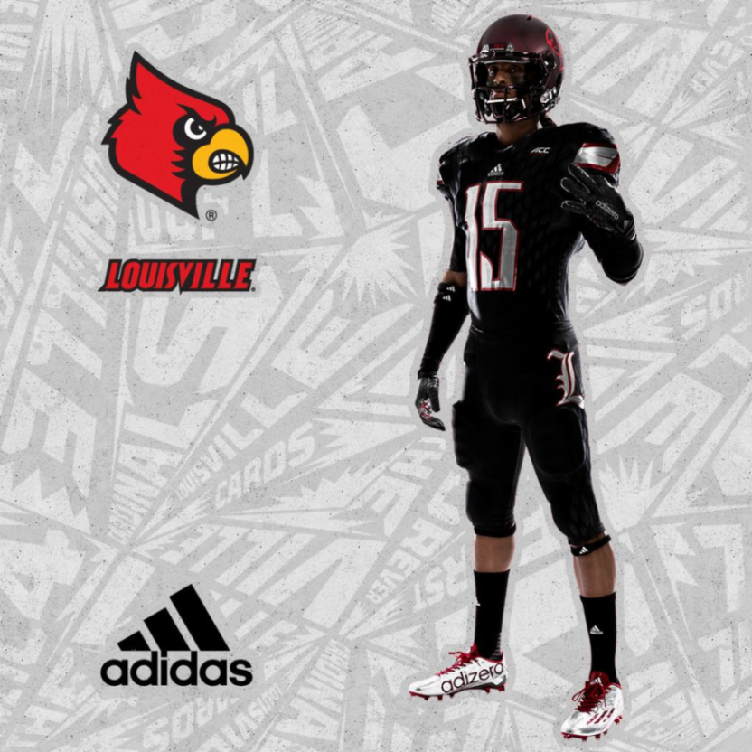 reputable site bc3a3 89b47 Louisville Cardinals will have blackout on September 17th vs ...