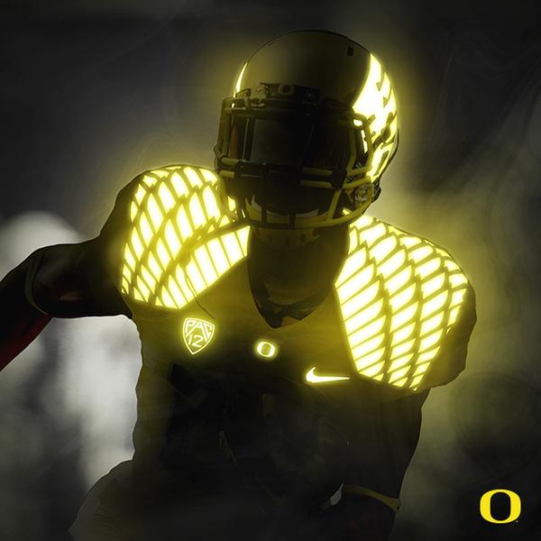 check out 08123 8c906 Are the Oregon Ducks really about to wear glow-in-the-dark ...