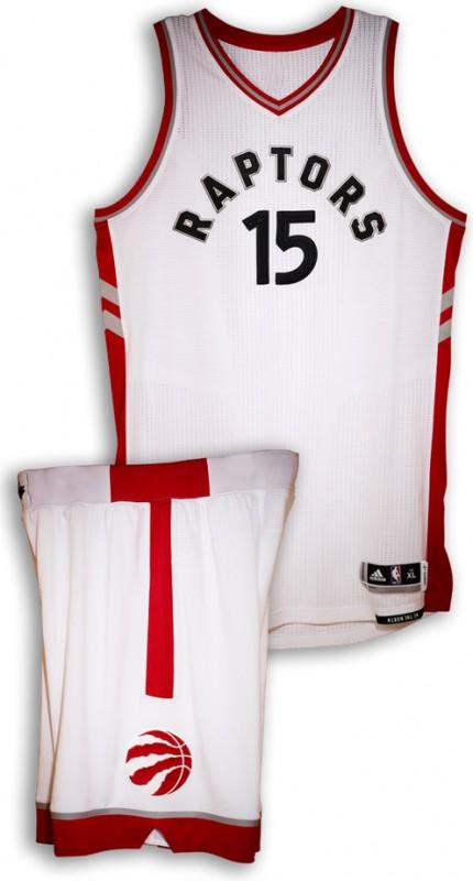 Raptors Home Uniform