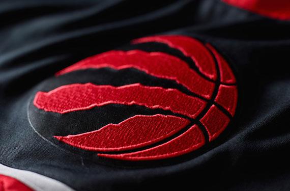 Raptors Unveil New Uniform