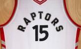 Raptors new Home font