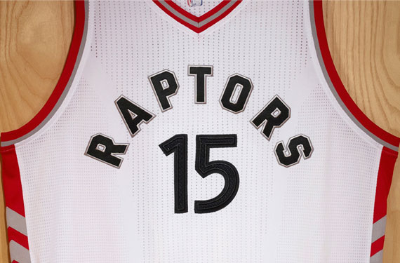 5a5bf0d85 Raptors new Home font. The Toronto Raptors unveiled ...