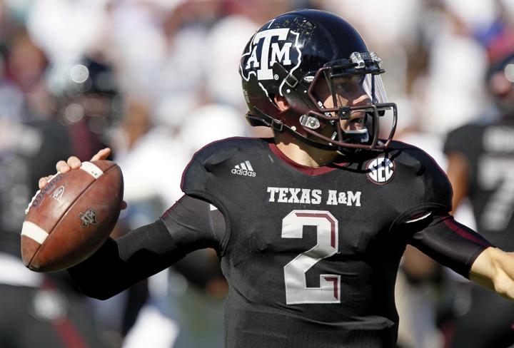 """reputable site 8a9e9 5dfef Texas A&M unveils black """"Aggie Nights"""" alternate uniform ..."""
