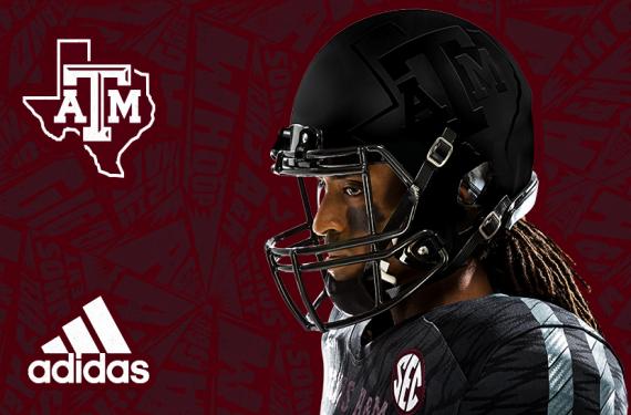 "Texas A&M unveils black ""Aggie Nights"" alternate uniform"