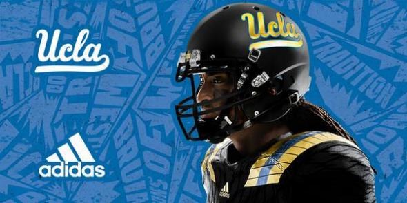 UCLA Black 3