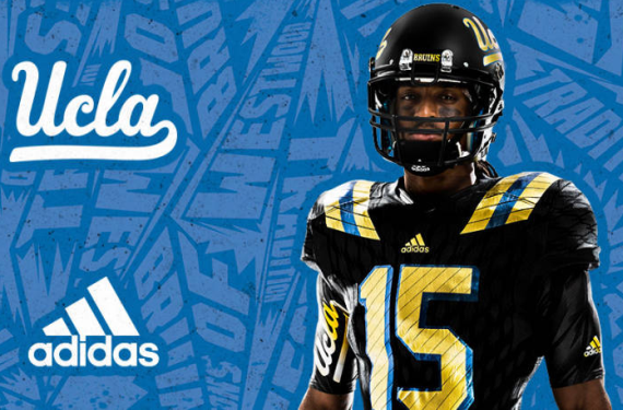 UCLA football replaces ugly alt uniforms with uglier alt uniforms