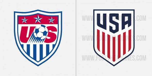 US Soccer Crest 2