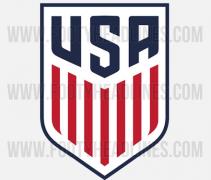 US Soccer Crest Leak F