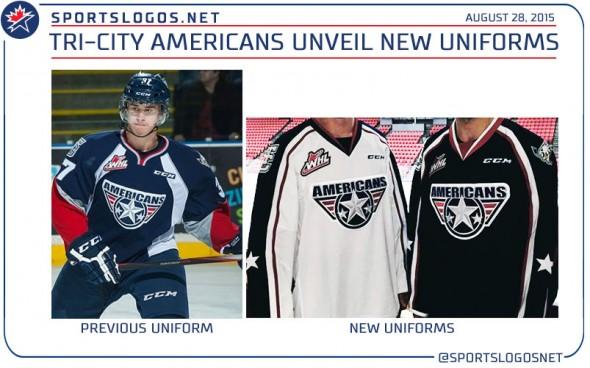 americans new uniforms