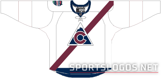 A Look at Red Wings-Avalanche Stadium Series Jerseys