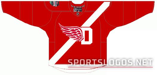 red wings stadium series 2