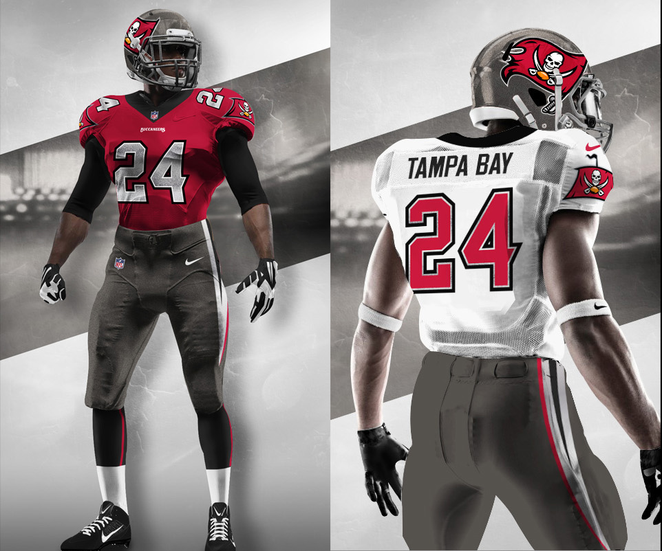 reputable site ff7c8 51cdf Fix-It Friday: The Tampa Bay Buccaneers | Chris Creamer's ...