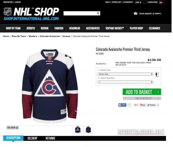 Avs on NHL