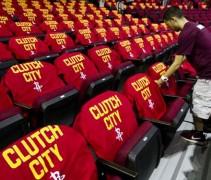 Clutch City Houston Rockets