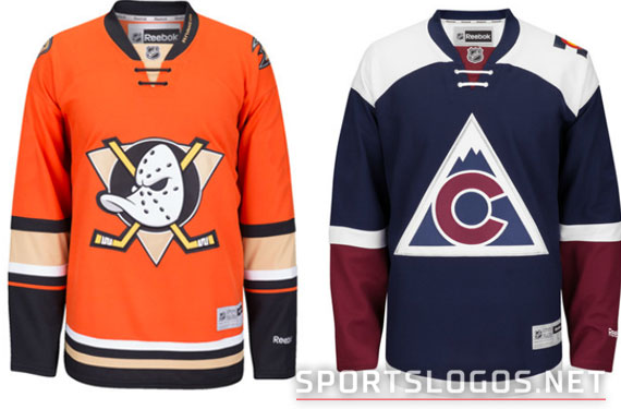 fb892fc7a47 NHL Shop Leaks Ducks, Avalanche Third Jerseys | Chris Creamer's ...