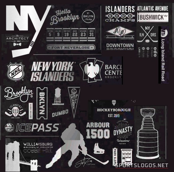 NY Islanders Graphic