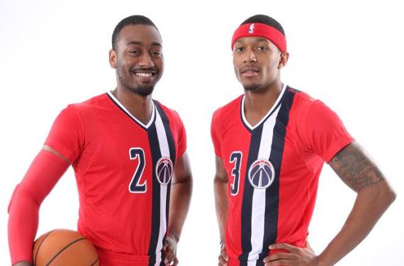 Washington Wizards unveil Baltimore Bullets-esque Pride uniforms ... 55094e568