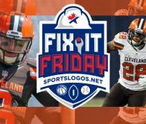 Fix It Friday  Cleveland Browns 9e3e0a1f4