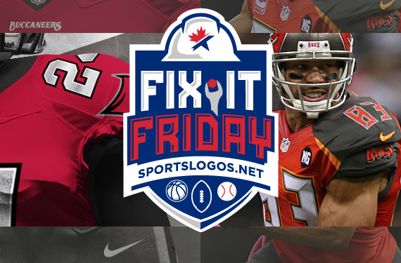 Fix-It Friday: The Tampa Bay Buccaneers