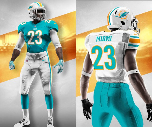 sports shoes 2da72 4baec miami dolphins jersey change