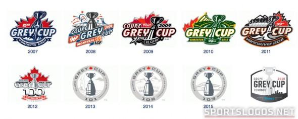 grey cup 2007-2016