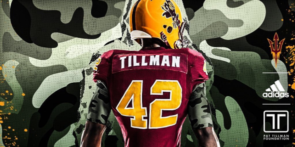 Arizona State tillman 2