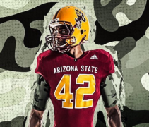 Arizona State tillman feature