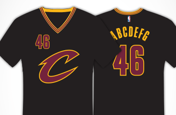 Cavaliers will wear sleeved black jerseys for Game 5 of NBA Finals