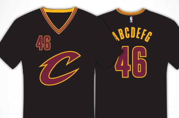 9700b19fd74 Cavs unveil three alternate uniforms