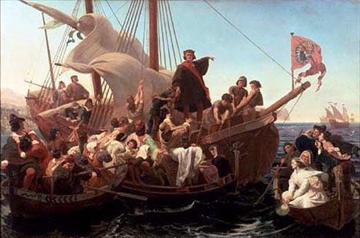 Christopher_Columbus_on_Santa_Maria_in_1492.