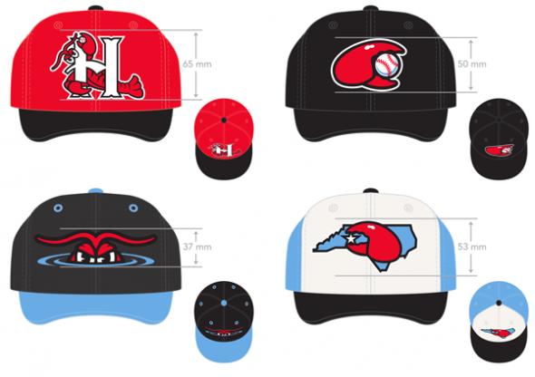 Crawdads-New-Hats
