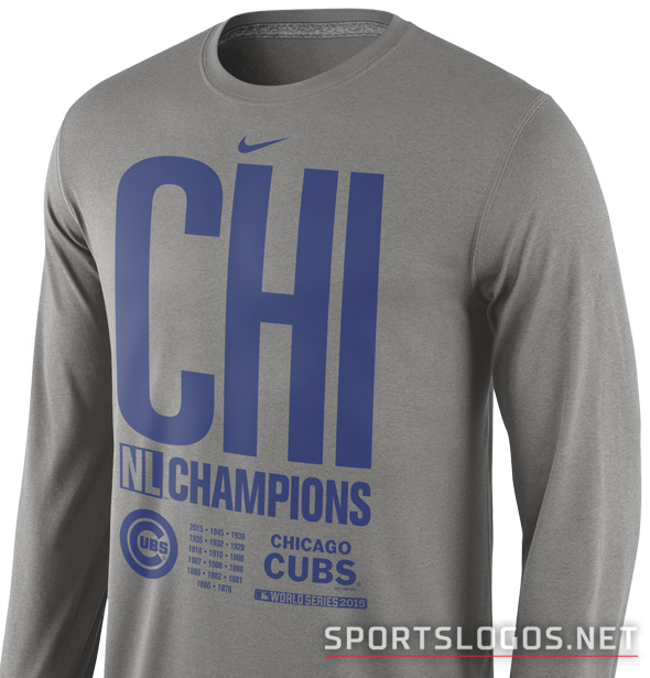 Sorry Chicago  The Cubs 2015 NL Champs Merchandise  bdafe87edf7f