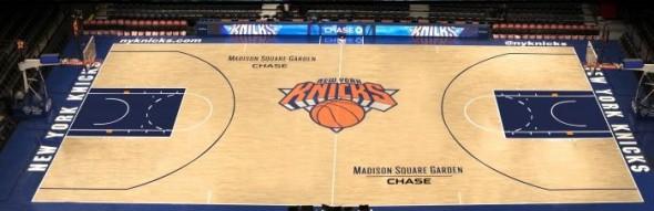 Knicks court
