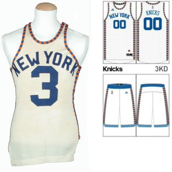 b1c43faea New York Knicks will wear throwback jerseys for Turnback Tuesdays ...