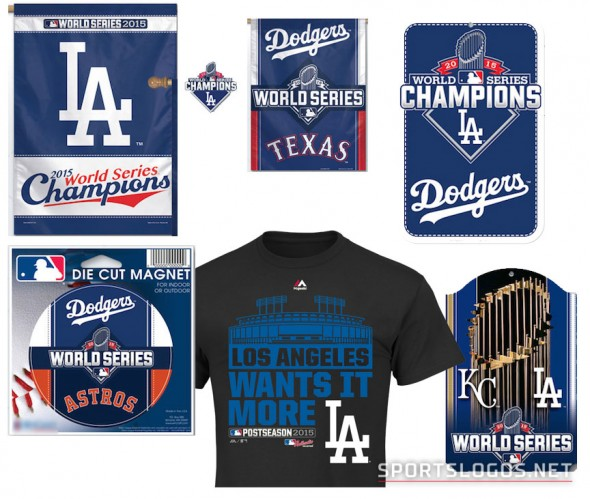 LAD phantom world series. Los Angeles Dodgers 2015 World Series phantom Champions  merchandise 137089785