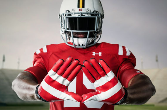 Maryland football throws it back to 1961